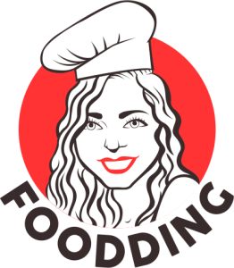 Logo Foodding.it - food blog