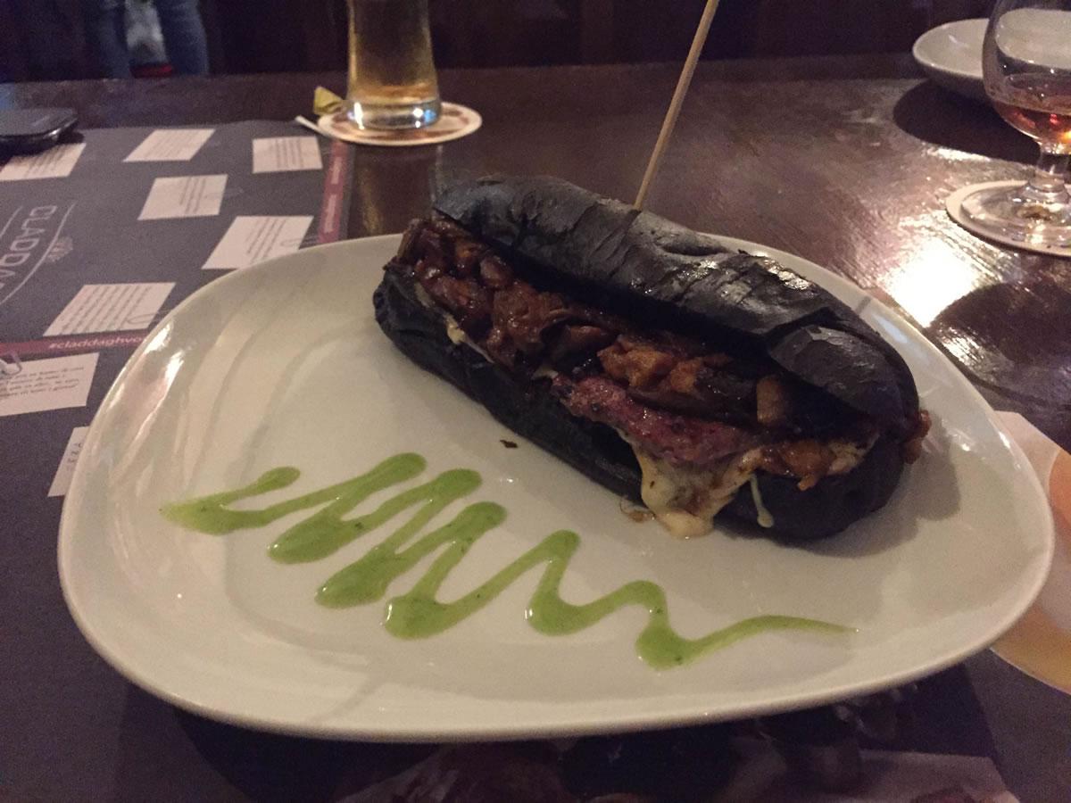 panino black