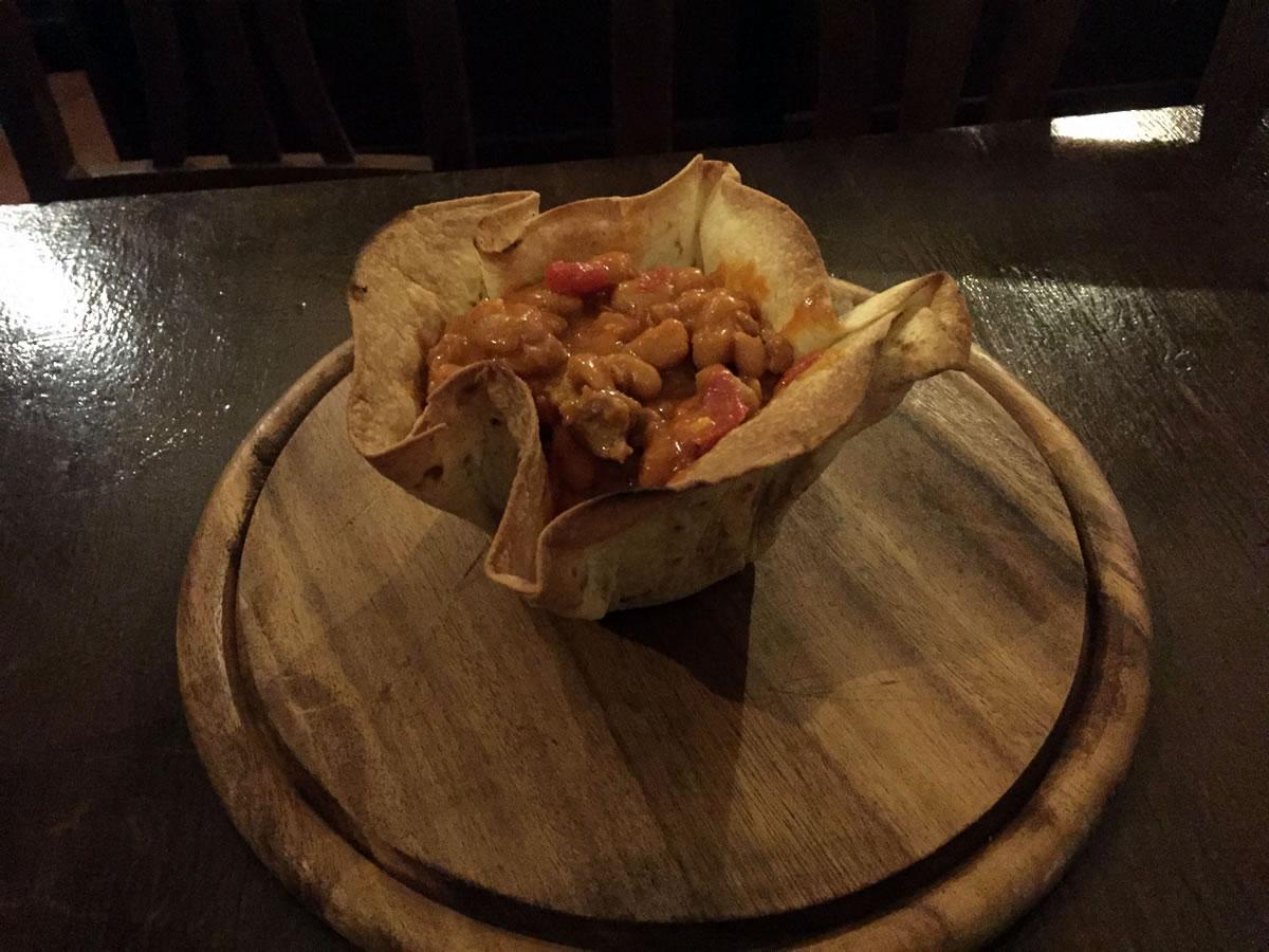 Claddagh pub & grill al Vomero fagioli-messicana-claddagh