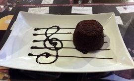 Claddagh pub & grill al Vomero tortino-cioccolata-claddagh