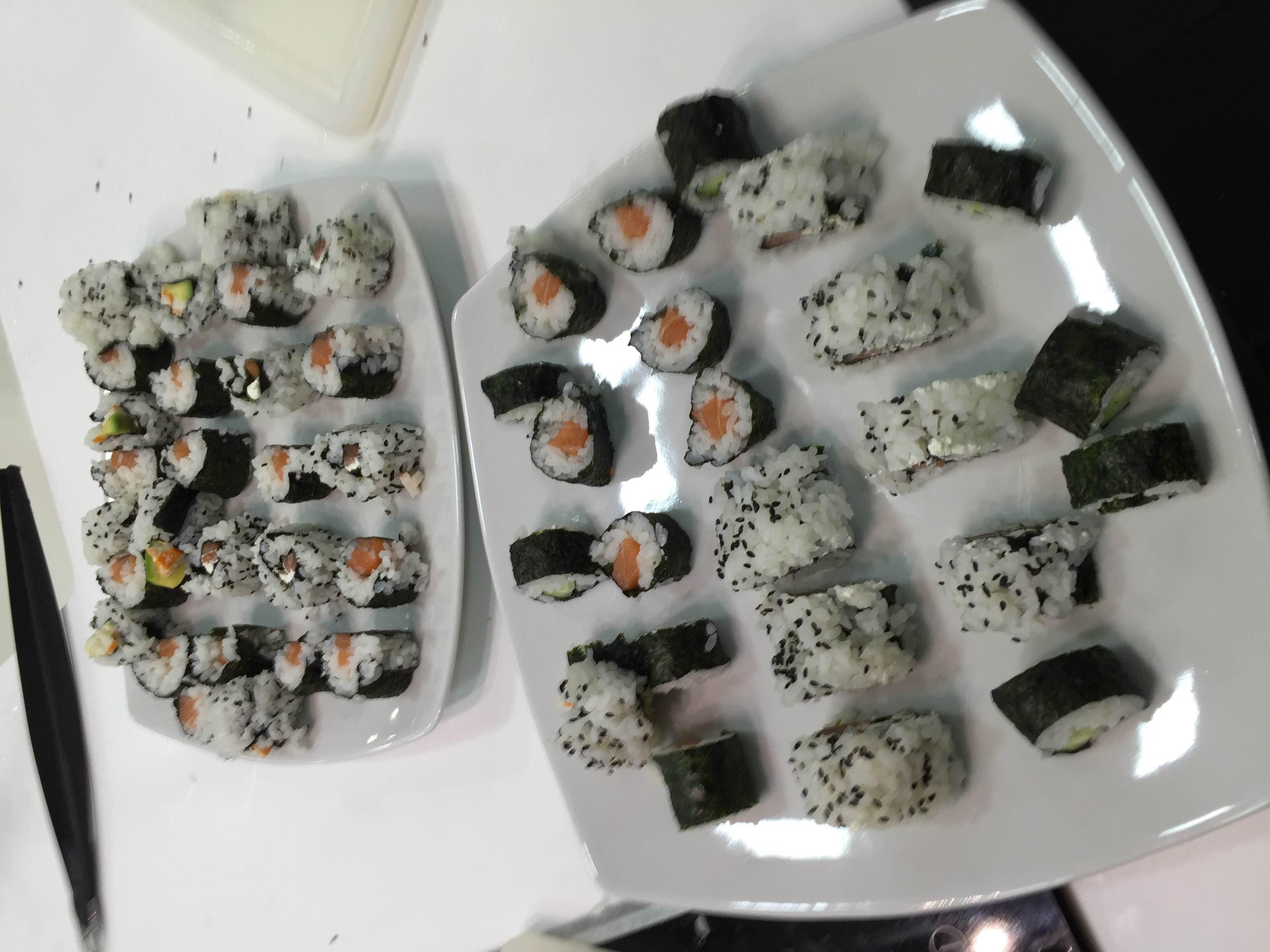 Imparare a fare il sushi presso Toffini Academy