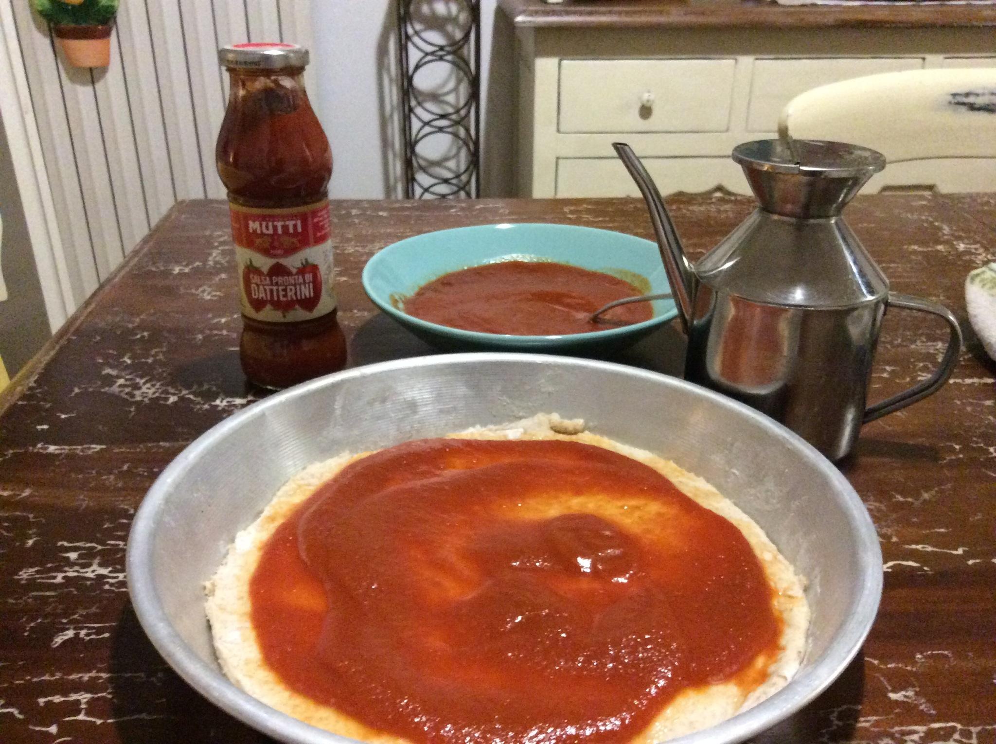 Segreti dell'impasto bimby e la cottura della pizza napoletana pizza quasi pronta