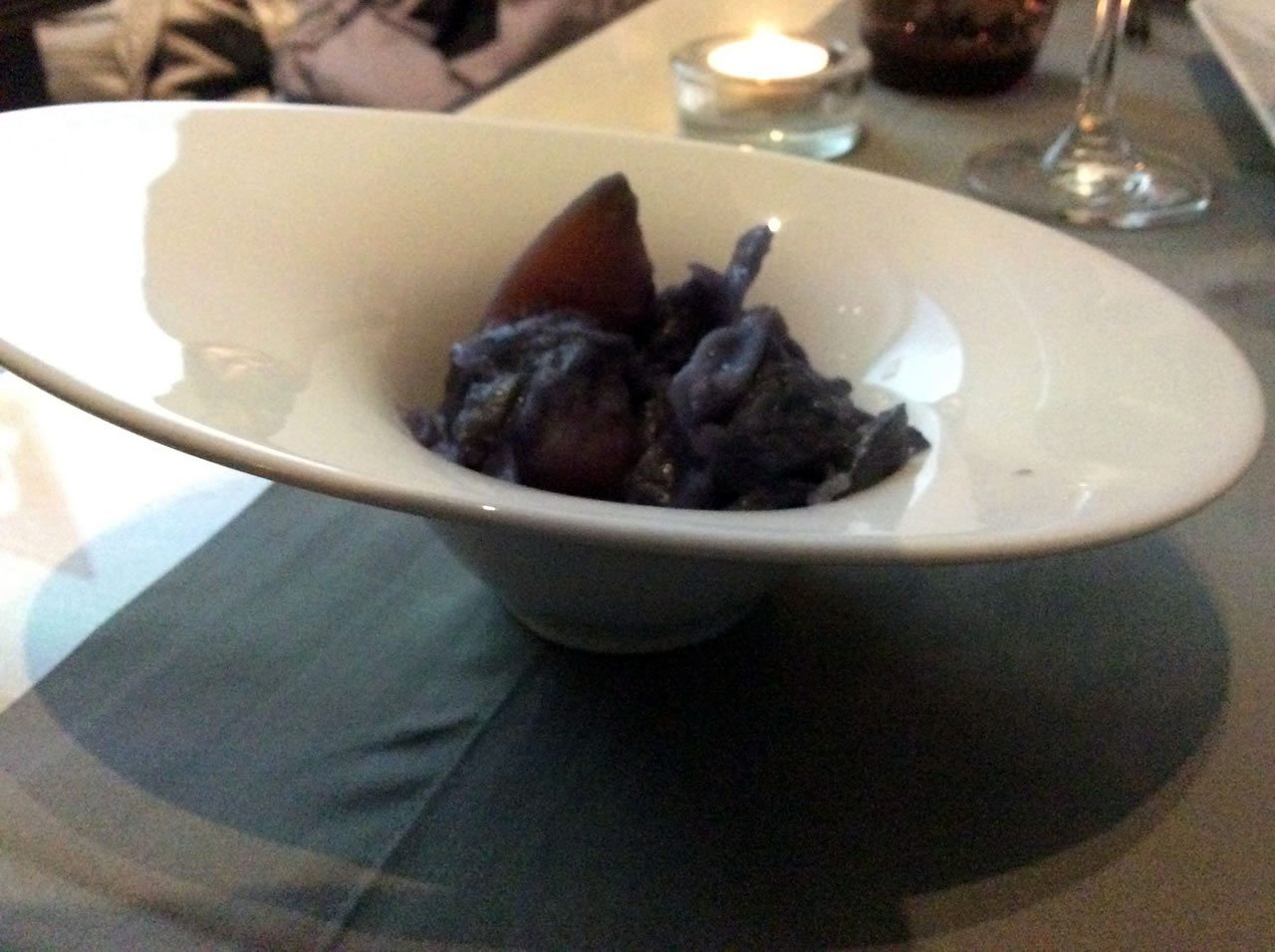 Un ristorante gourmet dal cuore sensibile: Mangiafoglia!