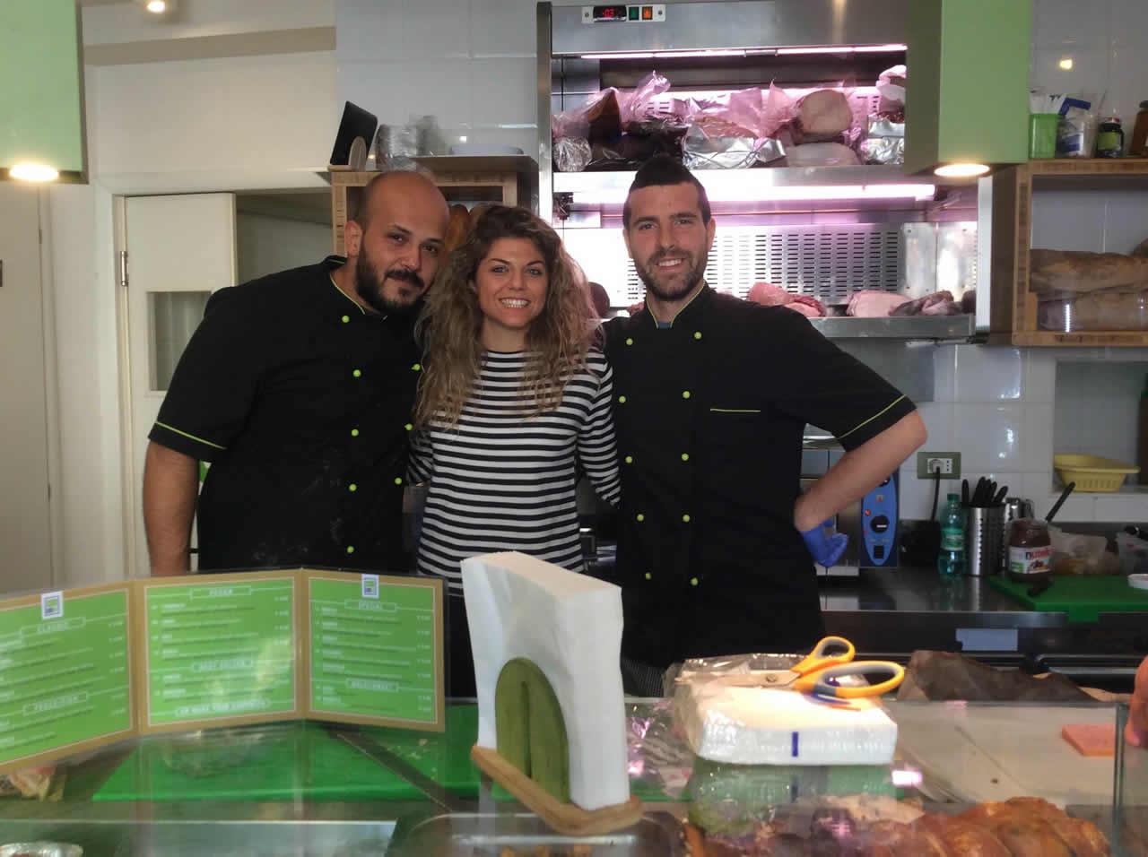 Panini take away nel cuore di Roma: Likeat
