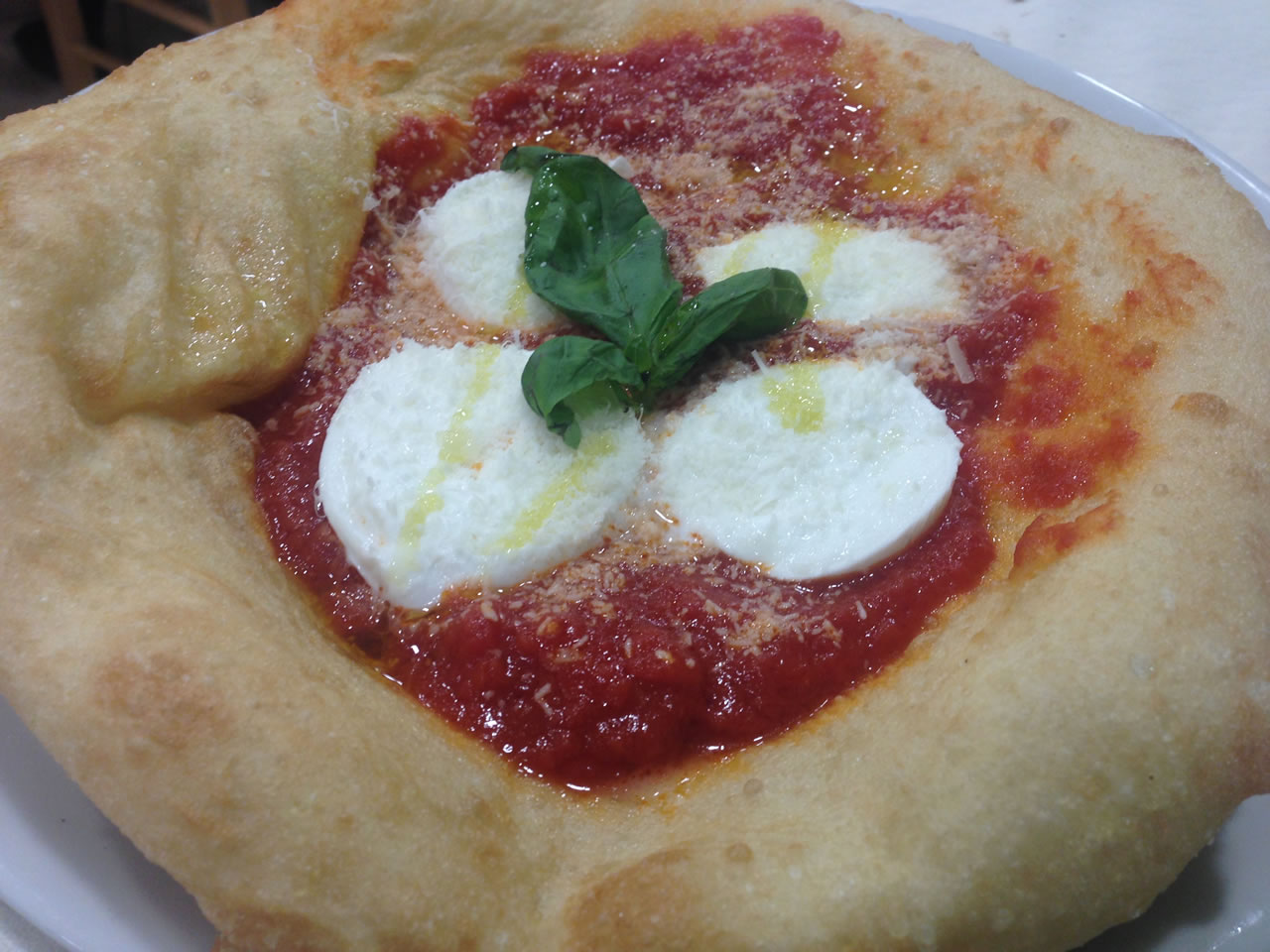 Le Parulè: Pizze con prodotti Dop e presidiati da Slow Food