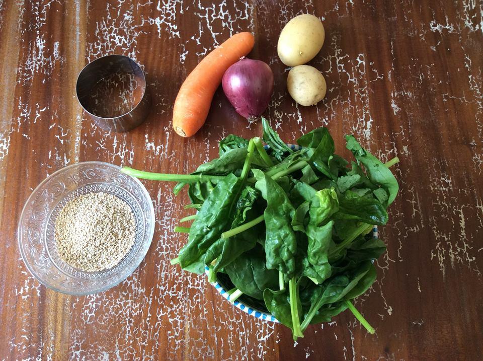 spinacine-vegane