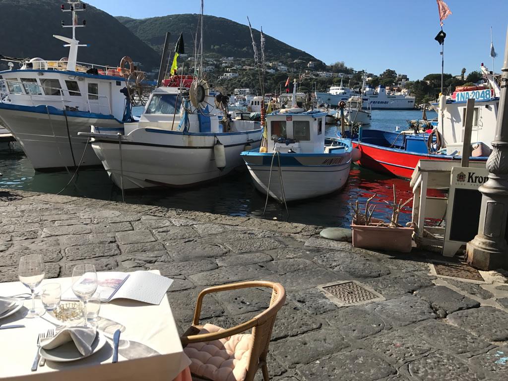 I Ricci: il mare in tavola ad ischia