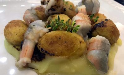 La freschezza del pescato in tavola: il Pescatore e lo chef