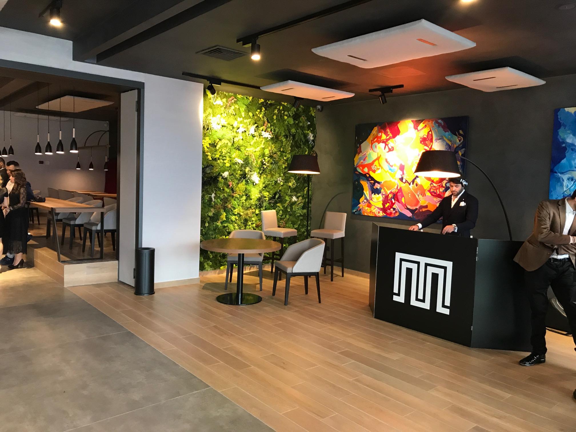 MM Lounge restaurant: Party inaugurale esclusivo a Torre del Greco
