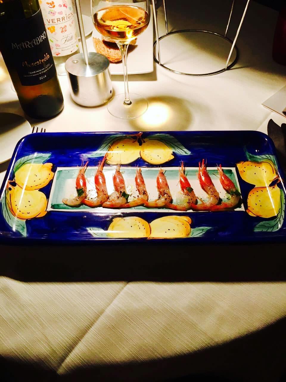 Esaltazione del pescato del giorno in chiave laziale: ristorante Chinappi