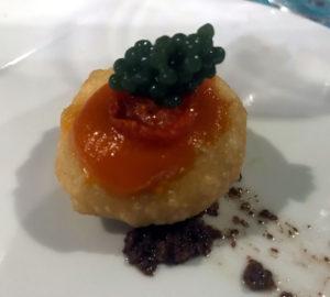 Bravura e talento si fondono insieme in cucina: Salotto Parthenope