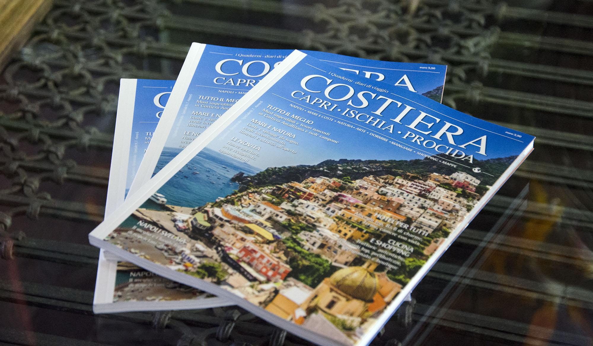 guida turistica costiera, capri, ischia, procida