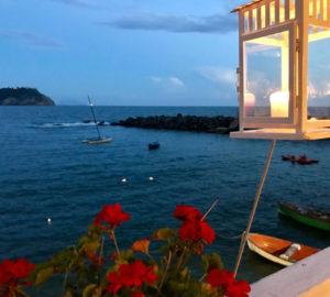 A' terrazza Gandolfo tra il profumo di mare e l'ebbrezza marina