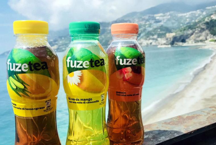 Fuzetea: il nuovo tè della coca cola
