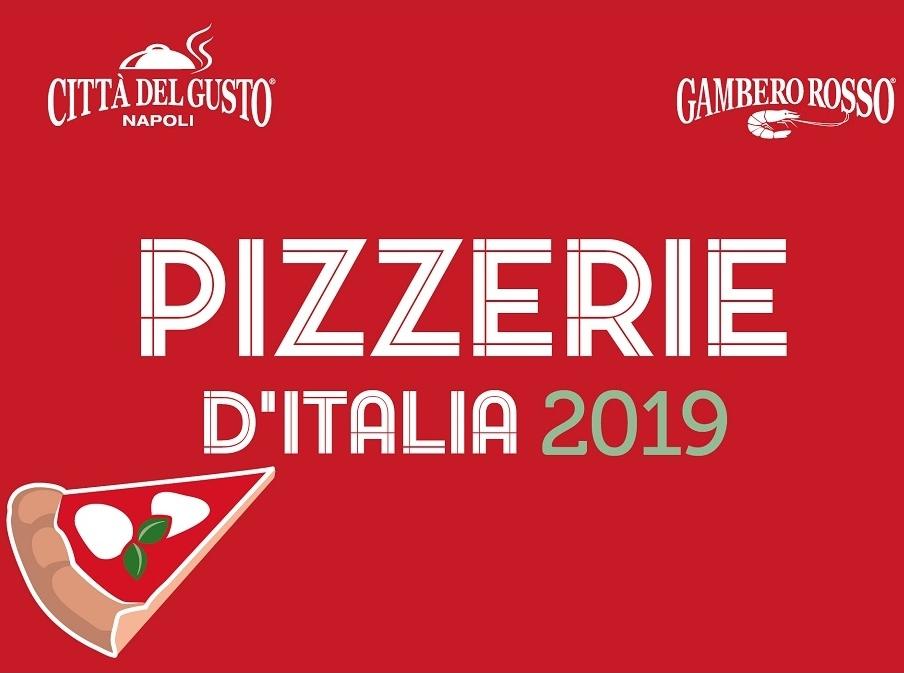 pizzerie d'Italia gambero rosso 2019