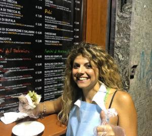 Lo street food di mozzarella tutta da mordere: Pupatella Street
