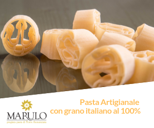 Pasta artigianale con grano italiano al 100%