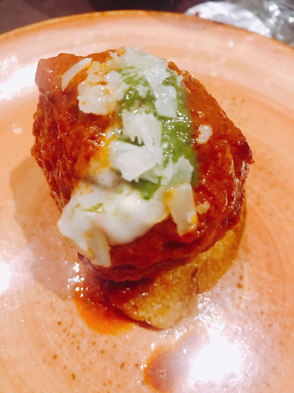 Degustì Sciuè panino vesuviano