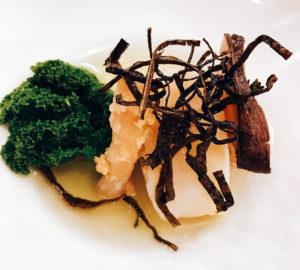 La Riggiola: Il Baccalà tra cucina Napoletana e Giapponese