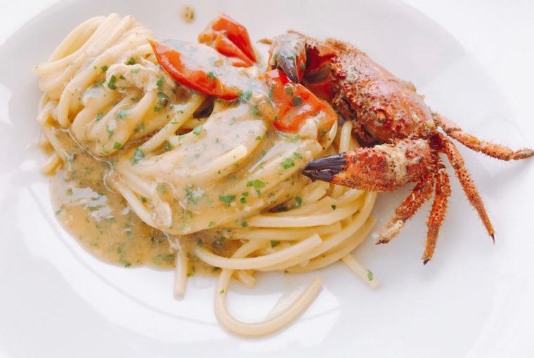 Tuna Restaurant granchio fellone