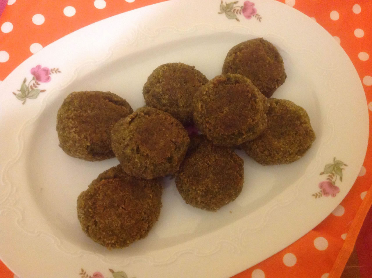 Polpette vegan di broccoli