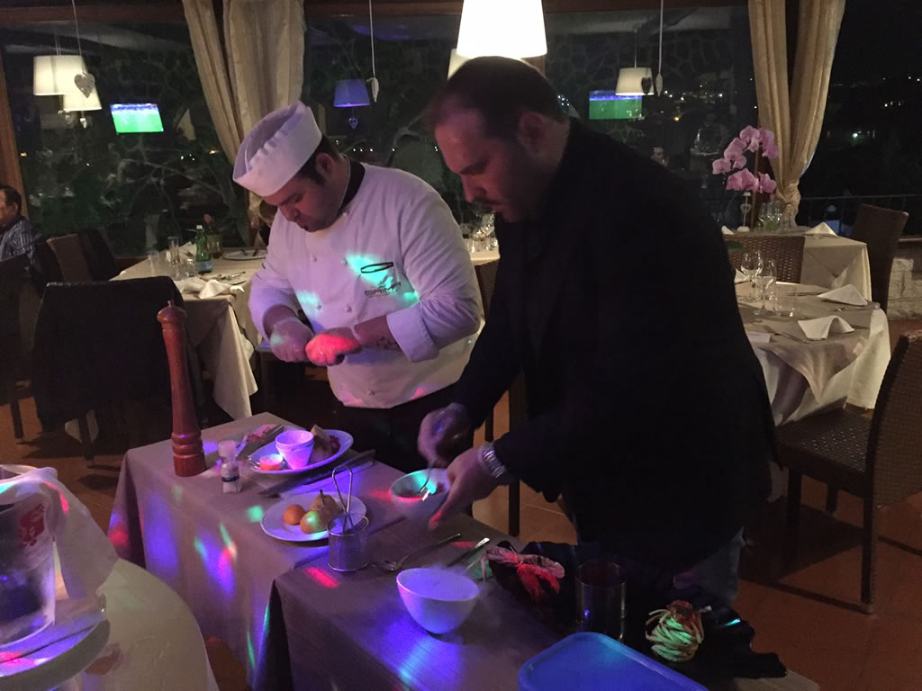 Professionalità e rivisitazione nel settore gastronomico ad Ischia: l'Innominato