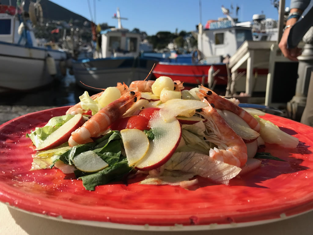ristorante di mare ad ischia
