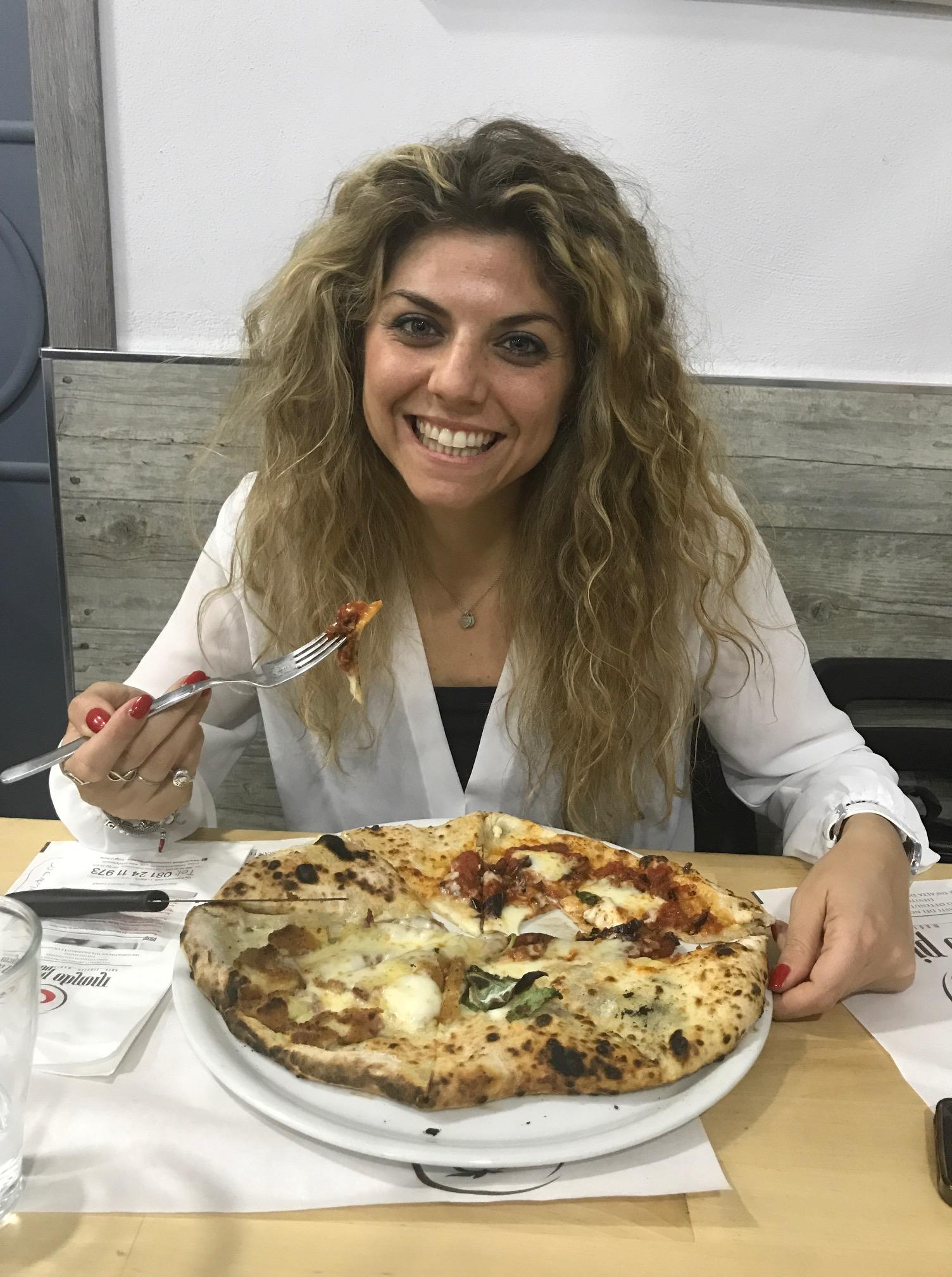 Sperimentazione tra sapori e abbinamento: nasce così il mondo pizza Infinity di Luigi D'Auria