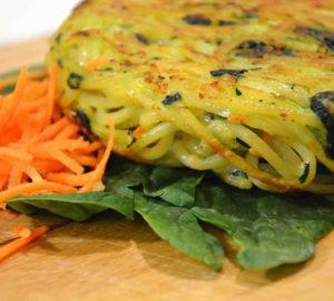 Ricette tradizionali rielaborate nel format di frittatina: Giri di Pasta al Vomero
