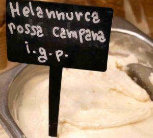 "Gelato Gourmet Campano: ""Pummarol' ro Piennol"" da Tutto Gelato"