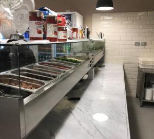 Pizzeria la Bufalina: Restyling del locale e bontà della tradizione!