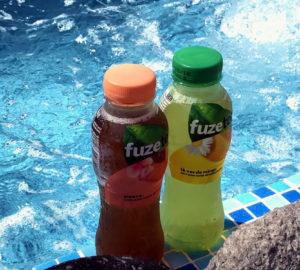 FuzeTea: un perfetto mix tra gusto del tè e frutta, con sentori di erbe e fiori