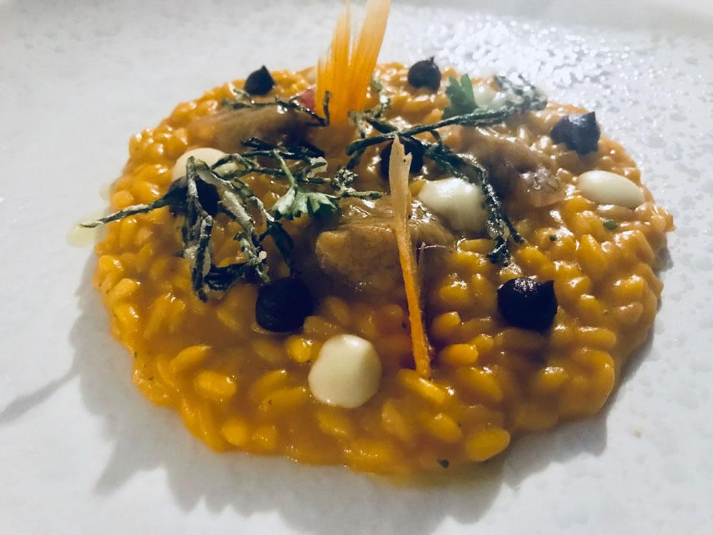 Blu stone restaurant castellammare