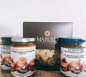Azienda Agricola Salvatore Montone: la cipolla ramata di Montoro