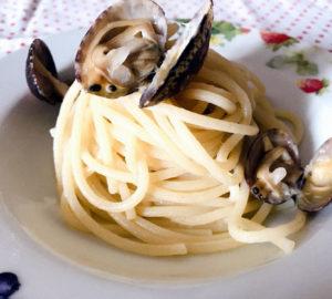 Spaghetto Oplontino Marulo e Vongole Veraci