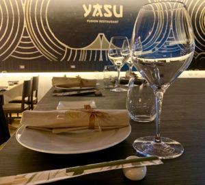 Yasu Fusion Restaurant: incontro tra cucina nipponica e quella occidentale