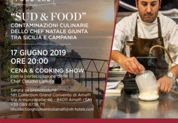 Chef Natale Giunta presentano Sud & Food