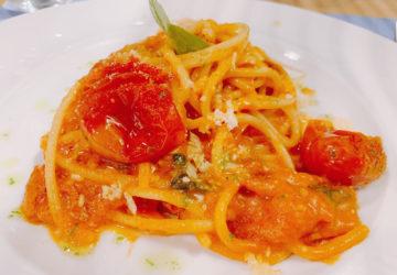 Taverna Mangianapoli spaghetto Marulo
