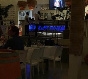 Restaurant Rigatoni e lo show musicale con le misure anti Covid-19