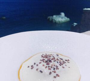 Blu Stone e la cucina dello Chef Amatruda: corsa alla stella Michelin?