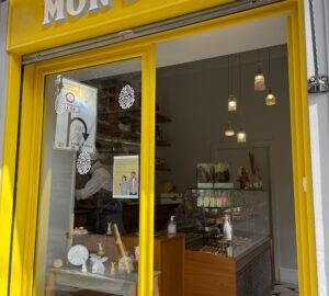 Mon Sciù: quel tocco di modernità che non guasta alla tradizionale pasticceria napoletana