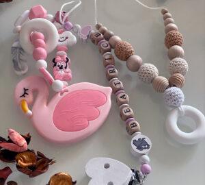 Eleonora e le sue creazioni handmade per i bimbi certificati CE
